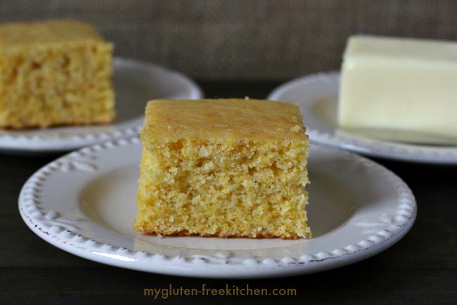 Gluten-free Sweet Cornbread Recipe