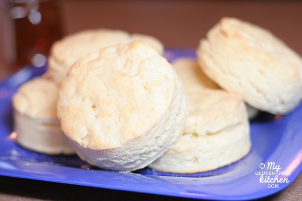 Buttermilk Biscuits {Gluten-free}