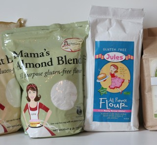 Favorite Gluten-free Flour Blends