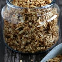 Gluten-free Almond Granola Recipe