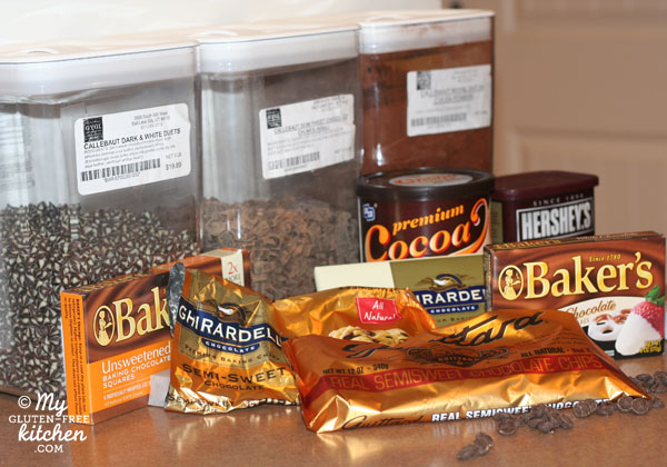 Best Gluten-free Chocolate & Cocoa for Baking