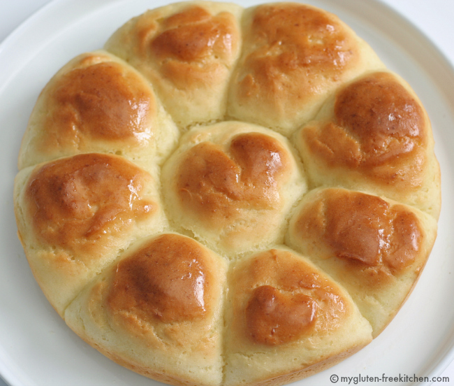 Free pull apart dinner rolls recipe notes forumfinder Images