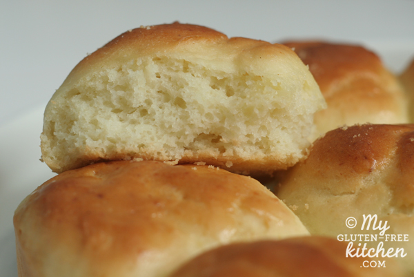 Dinner Rolls, Gluten-Free - Art of Gluten-Free Baking