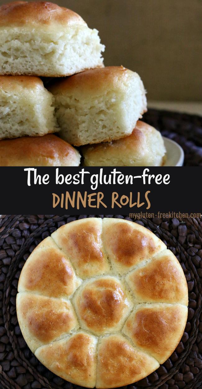 The Best Gluten-free Dinner Rolls