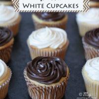 Gluten-free White Cupcakes