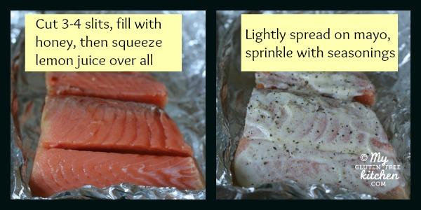 Best Grilled Salmon Prep