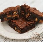 Reese's Brownies (Gluten-free)
