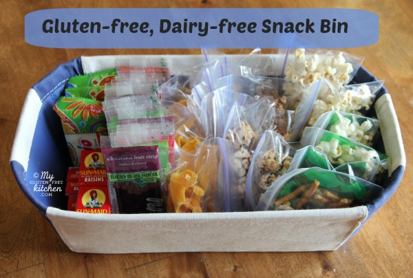Frugal gluten free and dairy free snack bin ideas negle Gallery