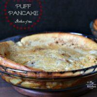Gluten-free Apple Puff Pancakes