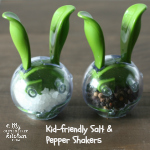Kid-friendly Salt & Pepper Shakers