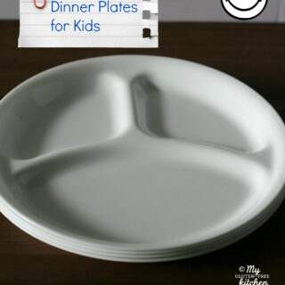 Favorite: Divided plates for kids