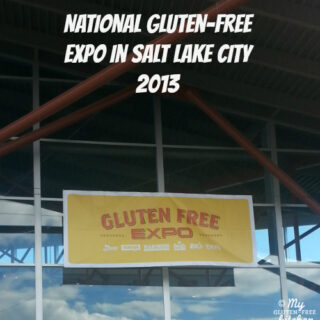 National Gluten-free Expo 2013 Recap and Giveaway