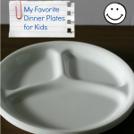Friday Favorite: Divided plates for kids