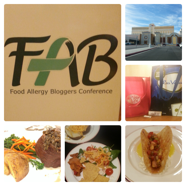 Food Allergy Bloggers Conference recap
