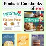 Best Gluten-free books & cookbooks of 2013