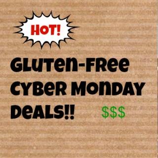 Gluten-free Cyber Monday Deals