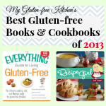 Friday Favorite: Favorite Gluten-free Books & Cookbooks of 2013