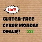 Cyber Monday 2013 Gluten free deals