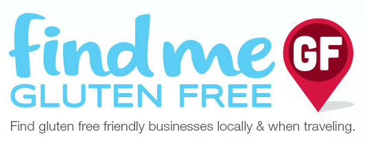Friday Favorite: Find Me Gluten Free App and website . This is a very helpful tool for planning your gluten-free travel!