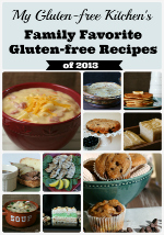 Family Favorite Gluten-free Recipes of 2013