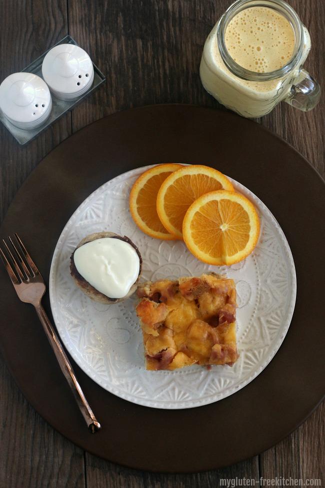 Gluten-free Holiday Breakfast