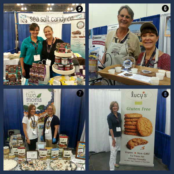 Companies I loved at Celiac Disease Foundation's Expo 2014
