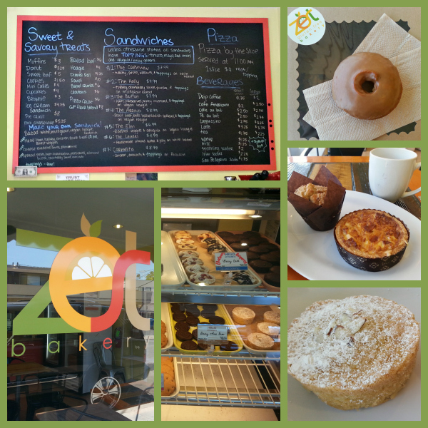 3 Bay Area gluten-free bakeries you need to visit, including Zest Bakery.