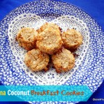 Gluten-free Banana Coconut Breakfast Cookies from Gluten Free Easily