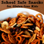 School Safe Snacks for your Gluten-free Kids