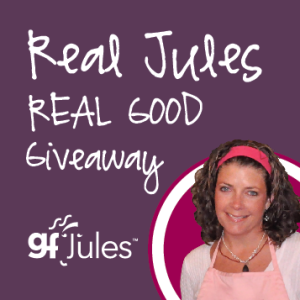 Real Jules Real Good Giveaway