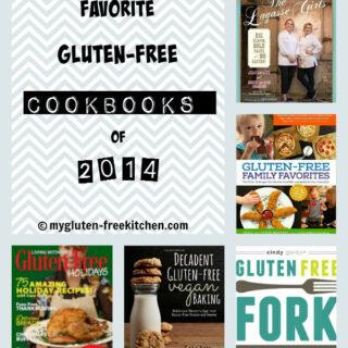 Favorite Gluten-free Cookbooks of 2014