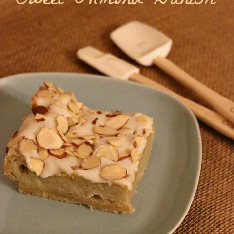 Gluten-free Almond Danish