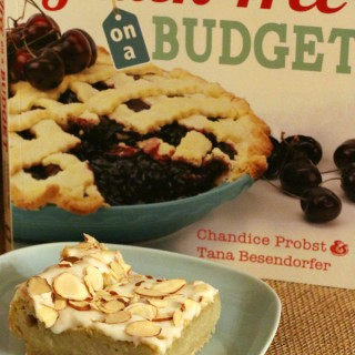 Gluten-free on a Budget cookbook and Sweet Almond Danish recipe