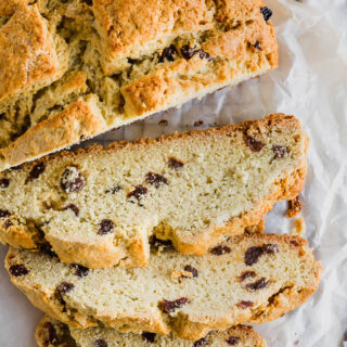 Loaf of the Best Gluten-free Irish Soda Bread
