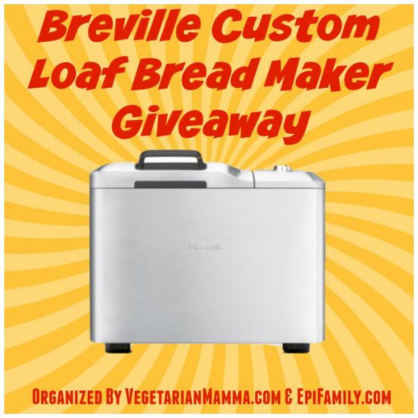 Breville giveaway