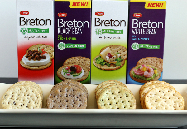 "Breton Gluten-free Crackers - I'll definitely be buying these again! They taste like the ""real deal""!"