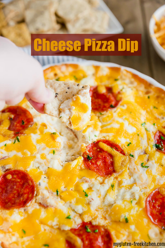Cheese Pizza Dip