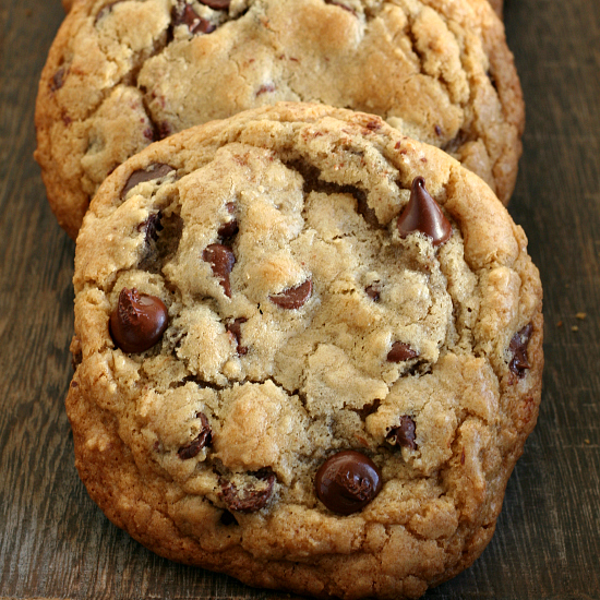 Best gluten-free chocolate chip cookies
