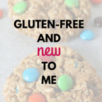 Gluten-free and New to me! #1