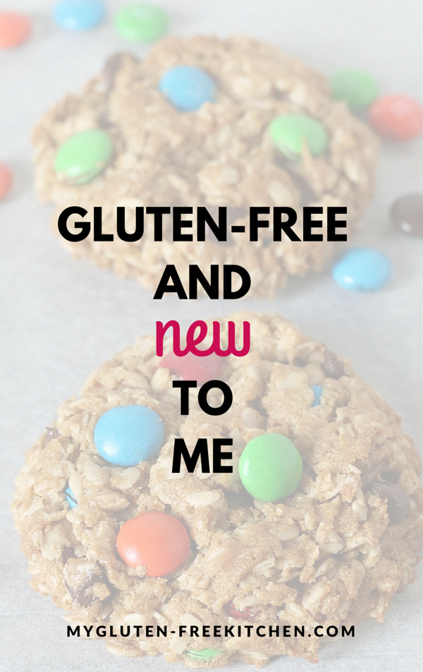 Gluten-free and New To Me