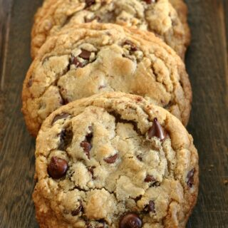 The Best Chewy Gluten-free Chocolate Chip Cookies