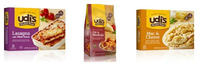 Udi's gluten-free meals