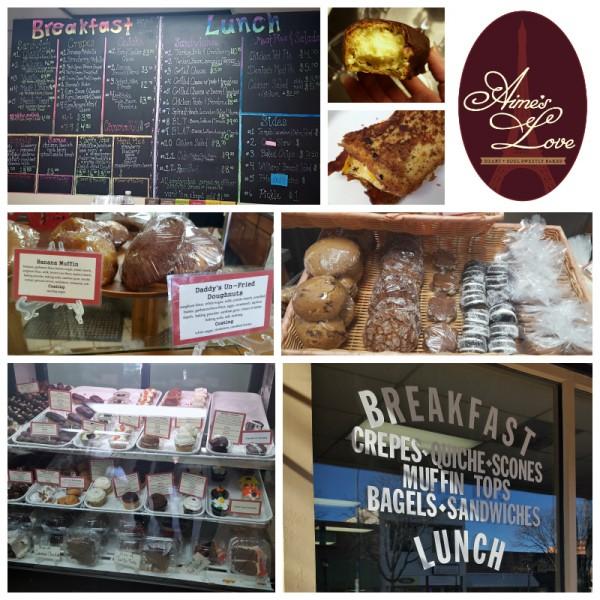 Aime's Love gluten-free bakery in Longmont Colorado