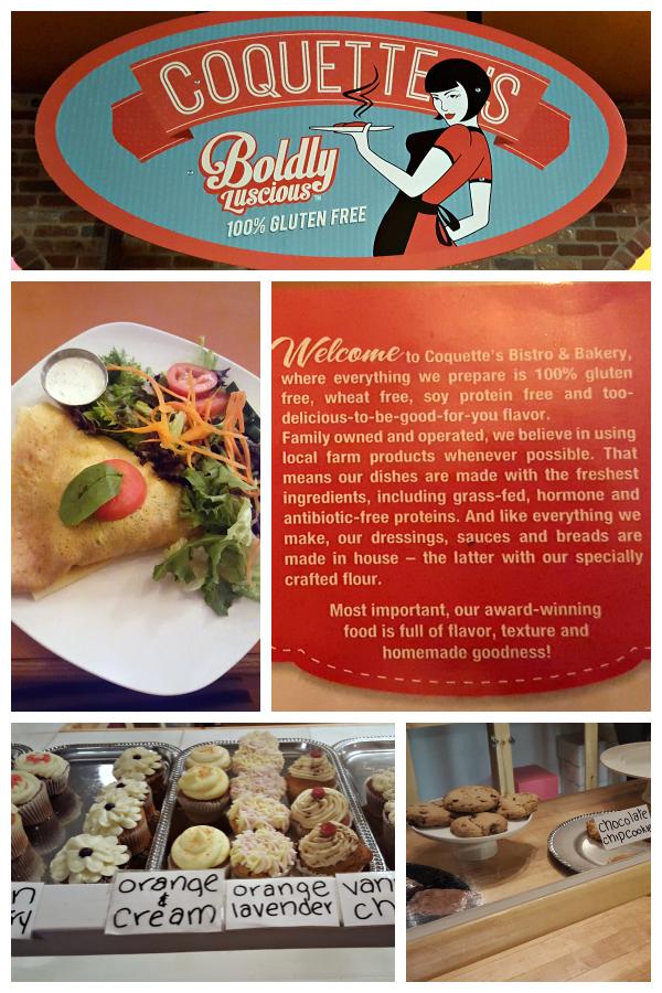 Coquette's Gluten-free Bistro in Colorado Springs - 100% gluten-free, many vegan options!