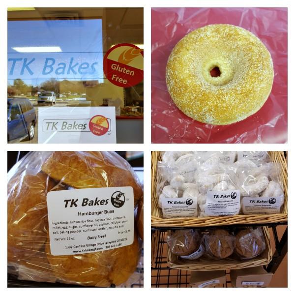 TK Bakes Gluten-free Bakery in Lafayette Colorado