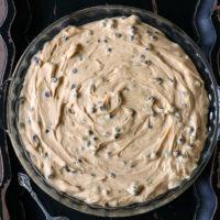 Gluten-free Chocolate Chip Peanut Butter Pie