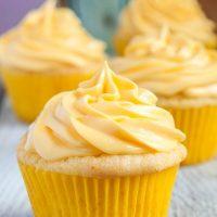 Gluten-Free-Lemon-Cupcakes. Noshtastic