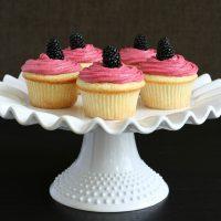 Gluten-free-Lemon-Cupcakes-Fresh-Blackberry-Buttercream