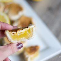 Lemon Curd Filling