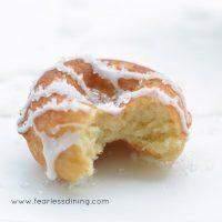 lemon-donut-bite Fearless dining